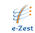 Logo for e-Zest Solutions Ltd.'