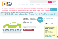 Global Electric Car Motor Industry Market 2014