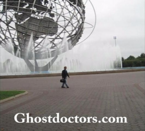 Ghost Doctors Flushing Meadows Park NYC'