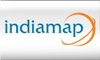 Logo for Indiamap'