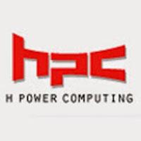 H Power Computing Logo