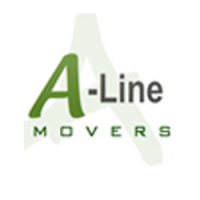 Aline Movers Logo