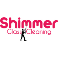 Shimmer Glass Cleaning Logo