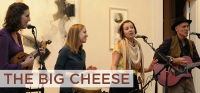 Family Band The Big Cheese Seeks Crowdfunding via Kickstarte