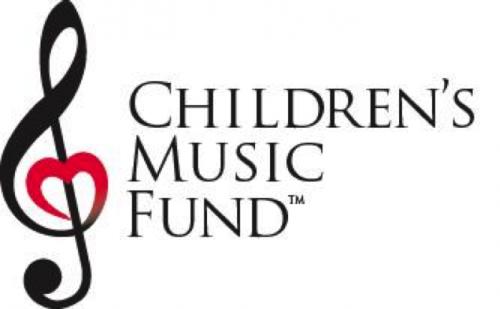 Children's Music Fund logo'
