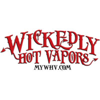 Wickedly Hot Vapors Logo