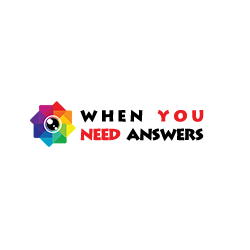 WhenUNeedAnswers.com Logo