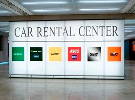 Car rental'