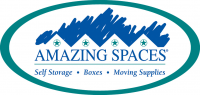 Amazing Spaces Storage Centers Logo