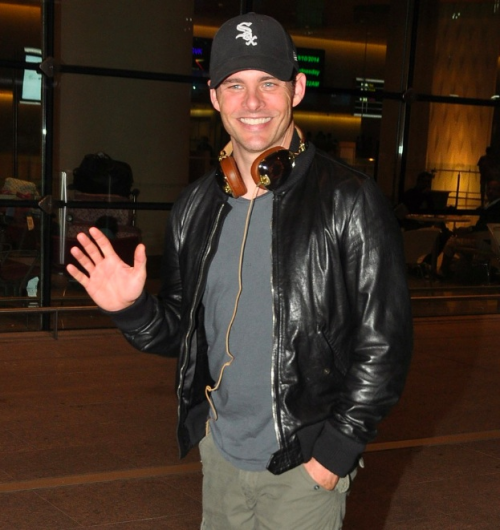 James Marsden in Kelly Cole Collection'