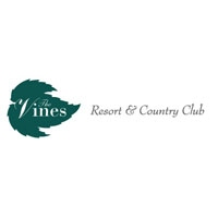 The Vines Resort and Country Club Logo