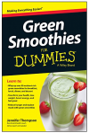 Green Smoothies for Dummies by Jennifer Thompson'