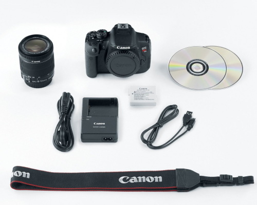 Canon T5i with 18-55mm STM Lens 02'