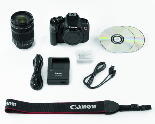 Canon T5i with 18-135mm STM Lens 02'