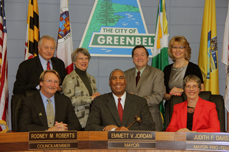 Greenbelt Maryland City Council