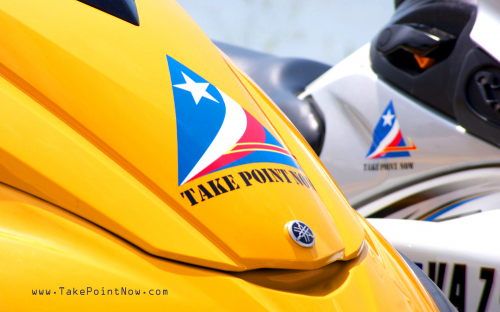 Take Point Now- Veterans, Jet Skis & World Records'