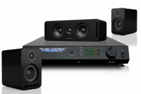 All in One Digital Media Center, DAC & Subwoofer