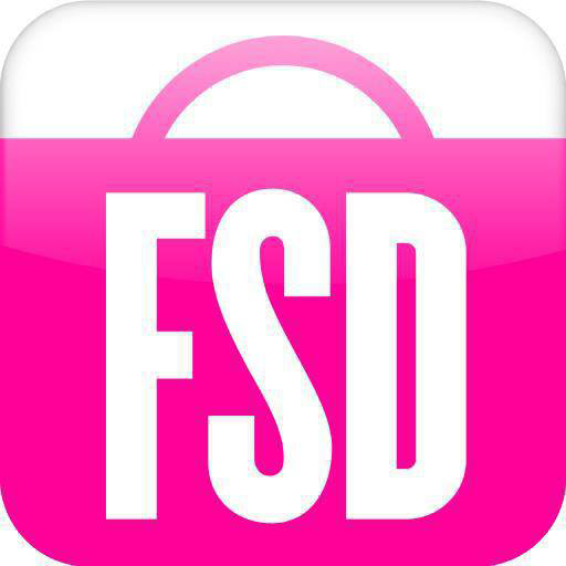 Company App Logo For Fashion Scout Daily