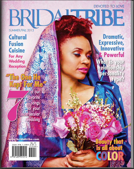 Bridal Tribe Now On Newsstands'