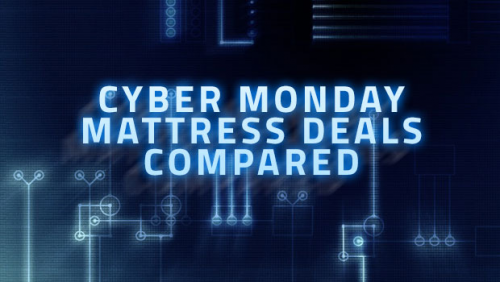 Cyber Monday Mattress Compares 2014 Deals and Offers Guide'