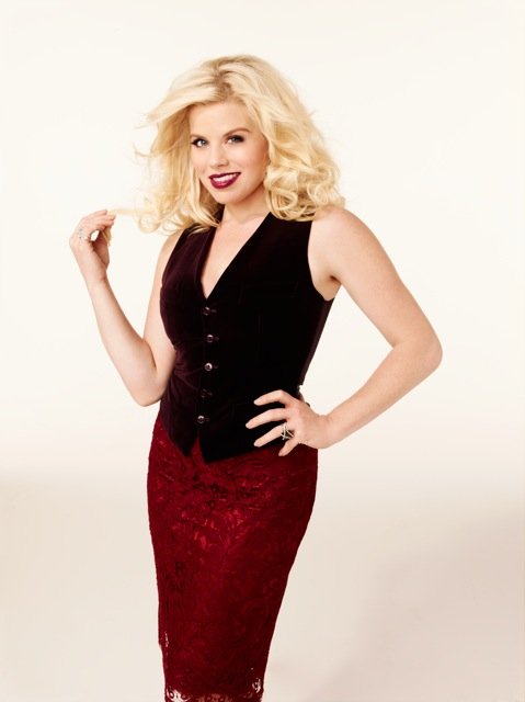 Megan Hilty at the Nourse in San Francisco, Feb. 7'