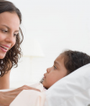 ADHD in Children Healthy sleep habits, happy child'