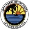Logo for Copacabana Desire Hotel'
