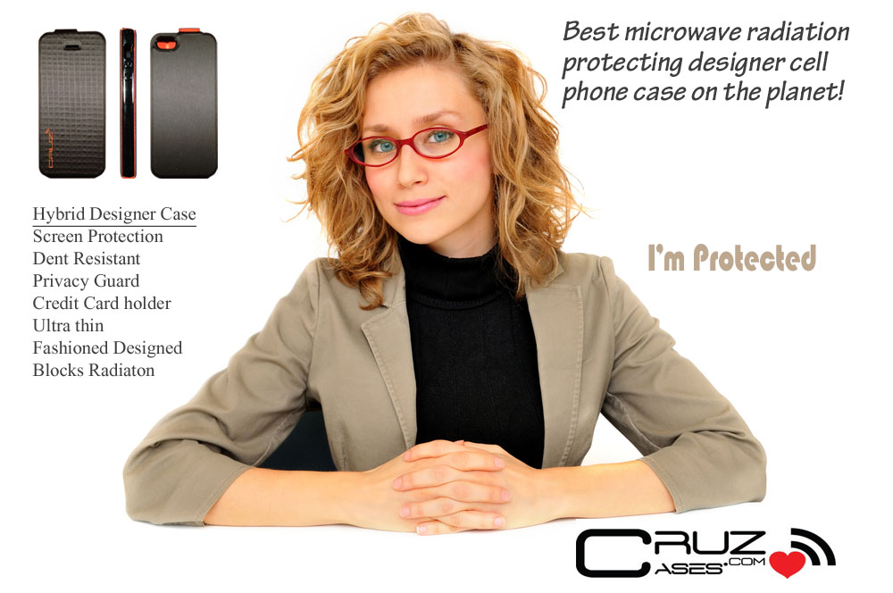 Cruz Cases New Hybrid Smart Phone Case Woman