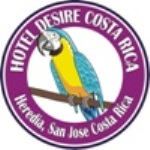 Logo for Hotel Desire Costa Rica'