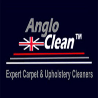 AngloClean Gloucester Carpet Cleaners Logo