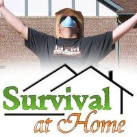 SurvivingAtHome.com Logo
