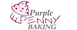 PurplePennyBaking.com Logo