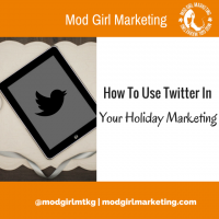 How To Use Twitter In Your Holiday Marketing