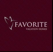 Favorite Vacation Homes Logo
