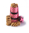 Pink Hat Box Tower'
