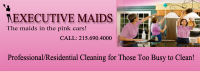 Executive Maids Logo