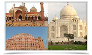 Golden Triangle Tour with Compass India Holidays