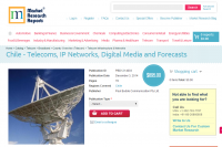 Chile - Telecoms, IP Networks, Digital Media and Forecasts