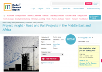 Road and Rail Projects in the Middle East and Africa