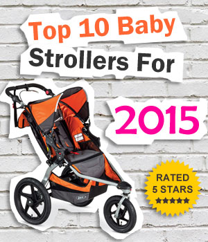 Top Ten Baby Strollers For 2015
