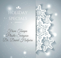Holiday Specials From Dr. David Halpern