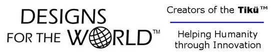 Designs for the World LLC Logo