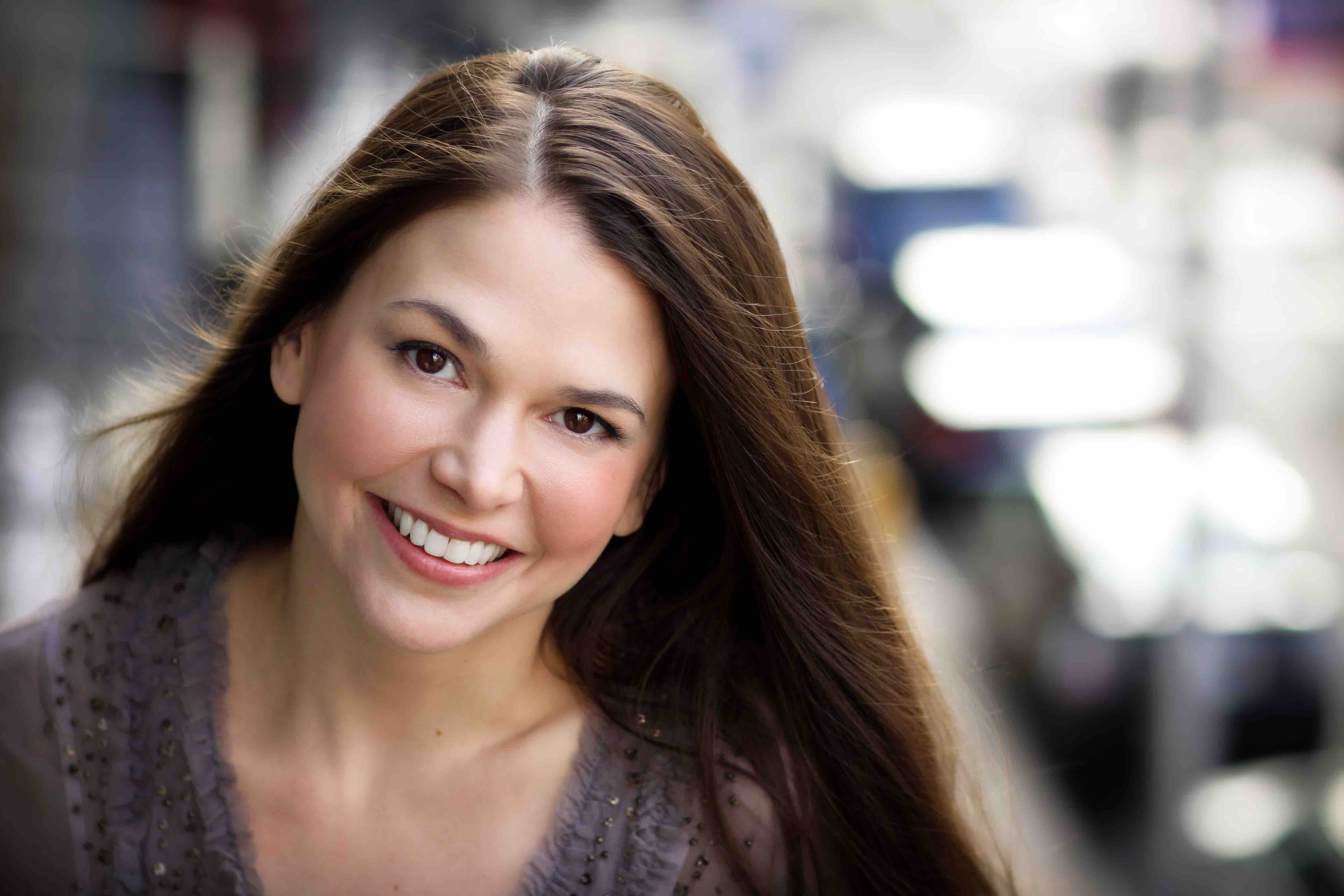 Sutton Foster live at the Parker Playhouse March 20, 2015