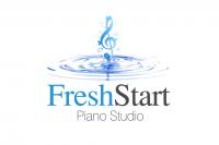 FreshStart Piano Studio Logo