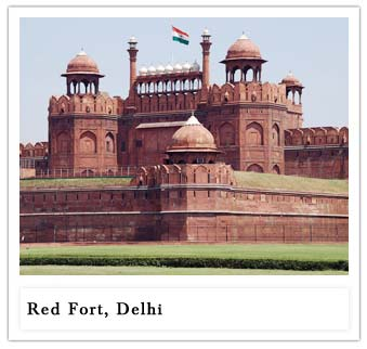 Pan India - Delhi Red Fort