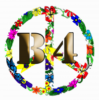 Bullets4Peace UK & Ireland Logo
