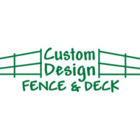 Custom Design Fence and Deck Logo