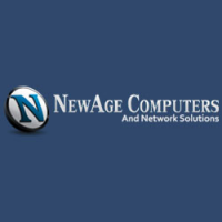 New Age Computer Repair Logo