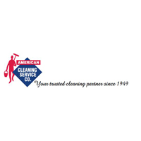 American Cleaning Service Logo