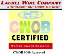 Laurel Wire Earns CWOB 9009 Certification